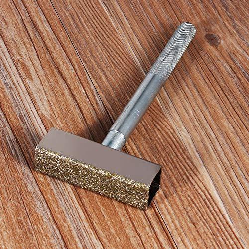 Pierre Dresser, Samfox Diamond Disque de Meulage Roue Stone Dresser Correct Tool Dressing Bench Grinder