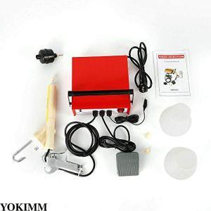 Pistolet de finition électrostatique 25N / S 10-15PSI 220V 50Hz Rouge PC03-2 Pistolet pulvérisateur