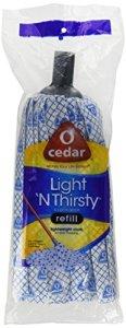 O Cedar 118433-226 Lumi-re et Thirsty tissu Vadrouille – Caisse de 12 – Lot de 12