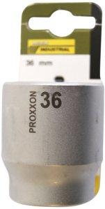 Proxxon Douille 1/2″ 23429, Gris, 36 mm