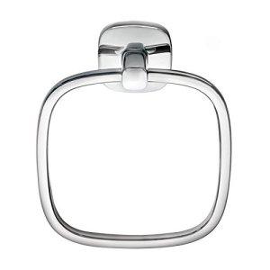 Robert Welch BURBR3321 Porte-serviette anneau, Silver