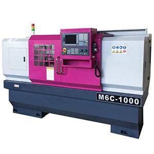 Tour CNC à commande numérique 360 x 1000 SOGI M6C-1000 Pb 60 mm