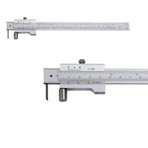 Anreiss pied avec rouleau 200 mm, poids : 0,18