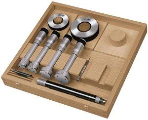 TESA 0081725066 ROCH ALESOMETER avec indication analogique – Jeu complet métrique 10 mm/20 mm