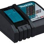 Makita Scie Sauteuse DJV181RT1J – 18 V, 5,0 Ah dont 1 batterie et chargeur Makpac