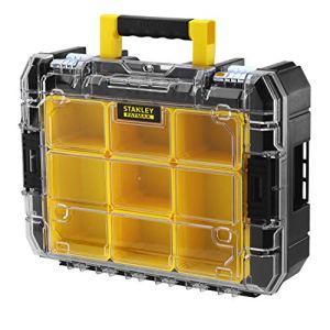 STANLEY FMST1-71970 Mallette organiseur 7 compartiments TSTAK FATMAX 6,3 L
