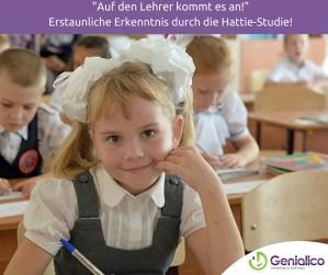 Lehrer, Schule, Schüler, Studie, Hattie