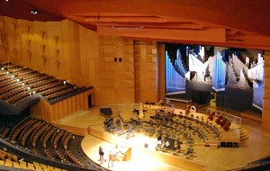 Auditorium Maurice Ravel Lyon 69 Gnie Acoustique