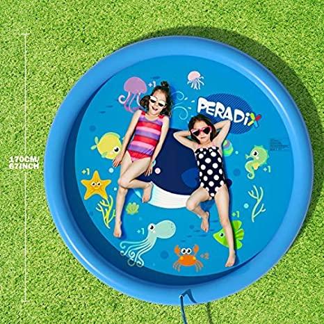 tapis jet d eau pour enfant