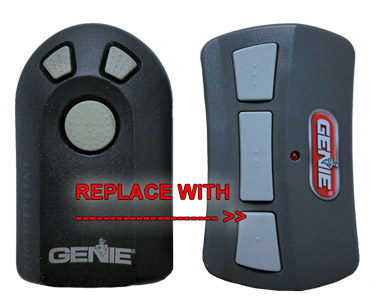 ACSCTG Type 3  G2T3 Genie ThreeButton Replacement