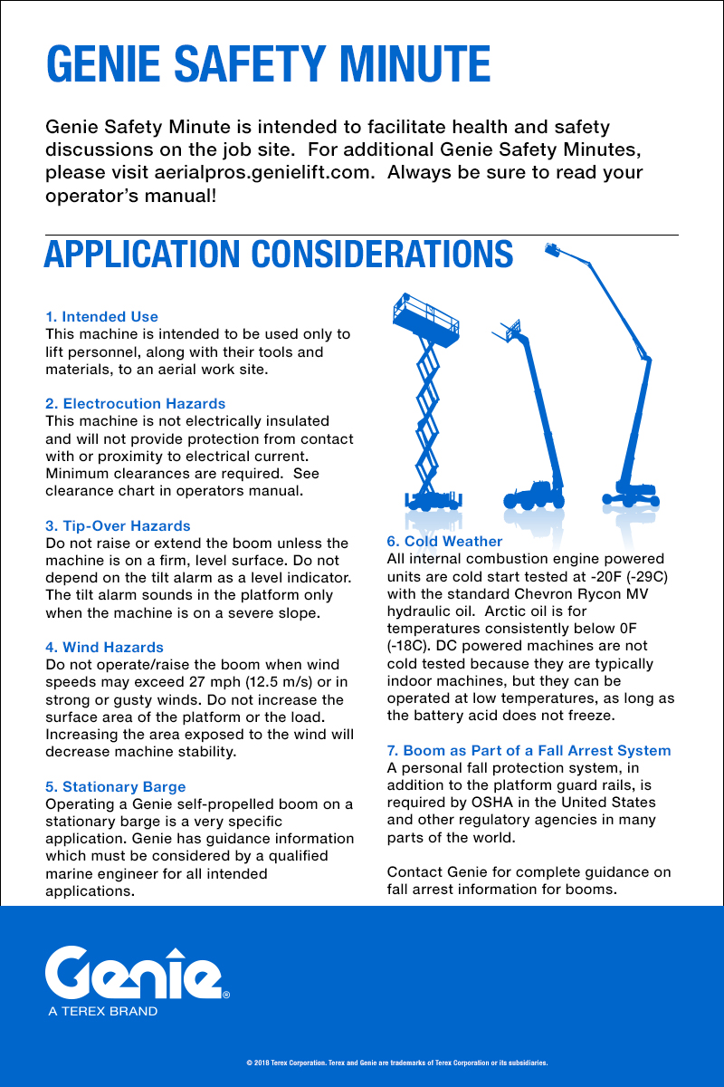 hight resolution of application considerations