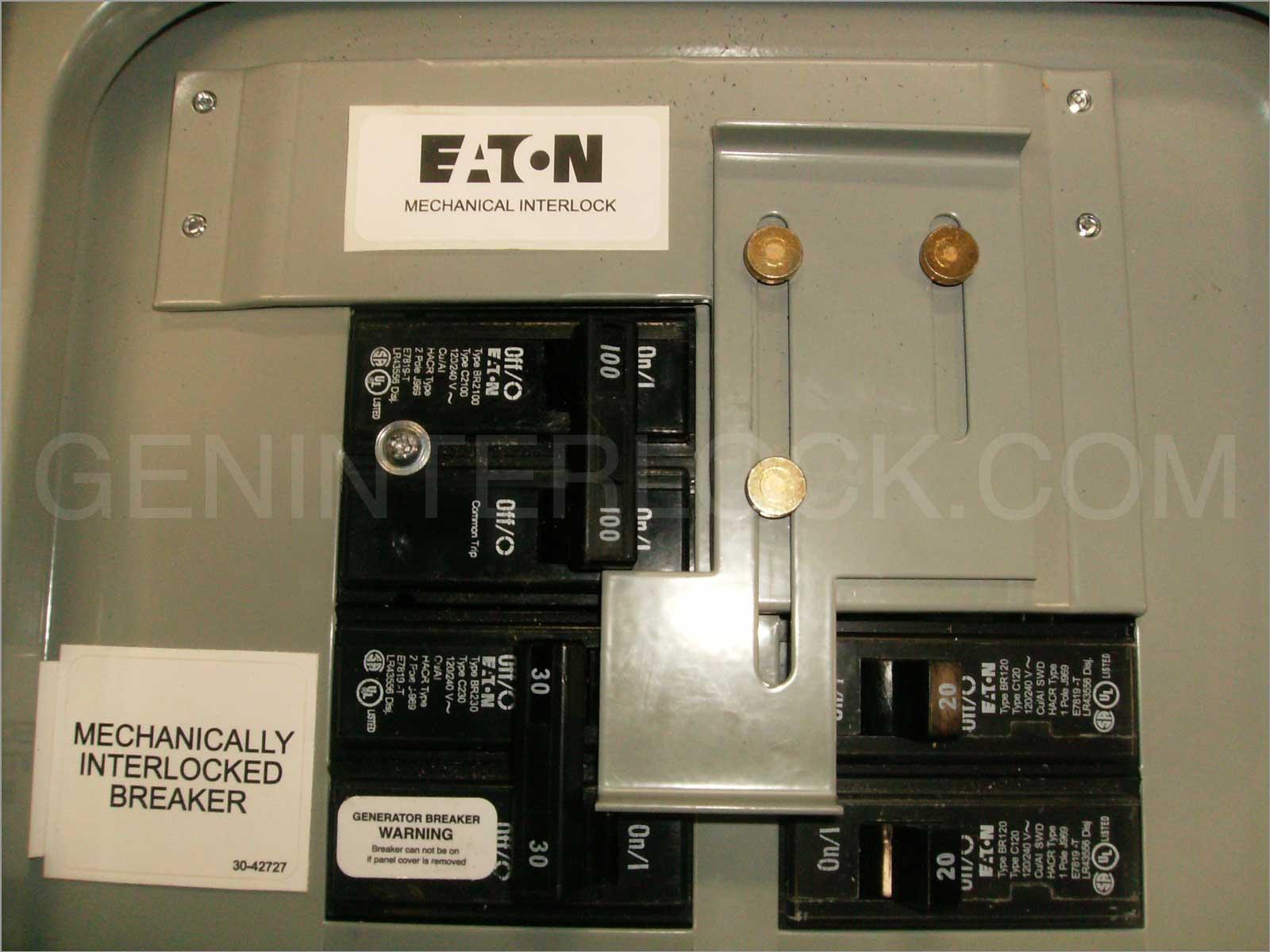 Generator Interlock Installed