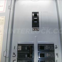 Ge Powermark Gold Load Center Wiring Diagram Unit Heater Circuit Breaker Generator Not Lossing