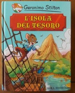L'isola del tesoro, di Robert Louis Stevenson
