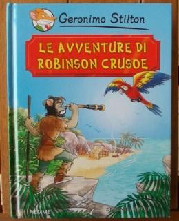 Le avventure di Robinson Crusoe, di Daniel Defoe