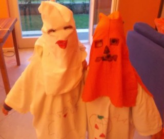 Costumi per Halloween Super Veloci e Super Paurosi