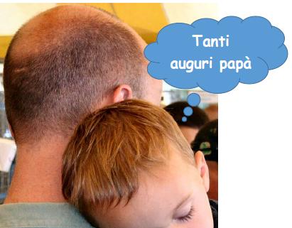 Festa del papà, tanti auguri | Genitorialmente