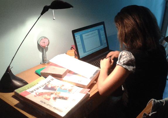 Esami di terza media Tesina stress e professori | Genitorialmente