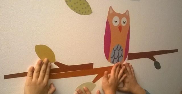 Cosa regalare a Natale: adesivi murali e lavagne stikets | genitorialmente