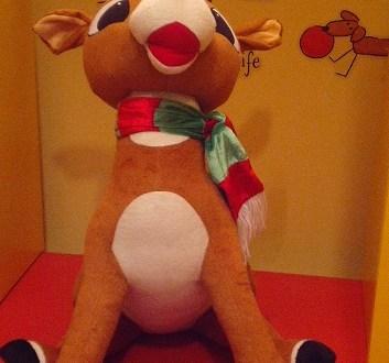 Filastrocche di Natale: renne di Babbo Natale