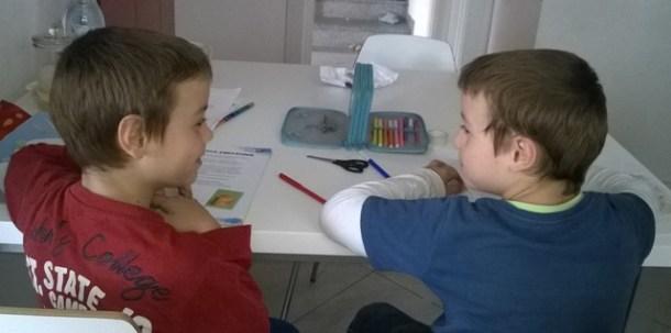 Come fare i compiti con i gemelli   Genitorialmente