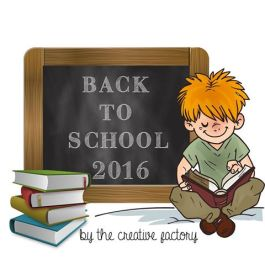Back To School - The Creative Factory - Genitorialmente