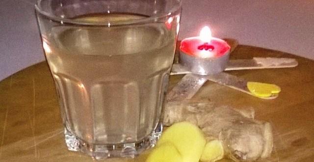 Come depurarsi dopo le feste: tisana zenzero e limone | Genitorialmente