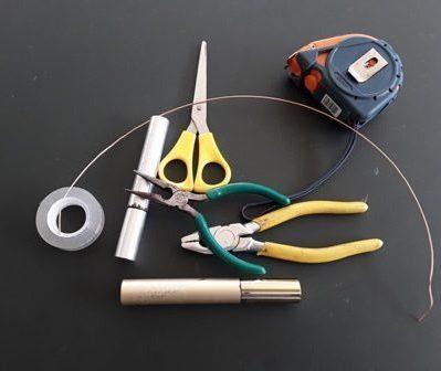 Come fare un anello con il filo di rame - idea regalo per la festa della mamma: ecco cosa serve