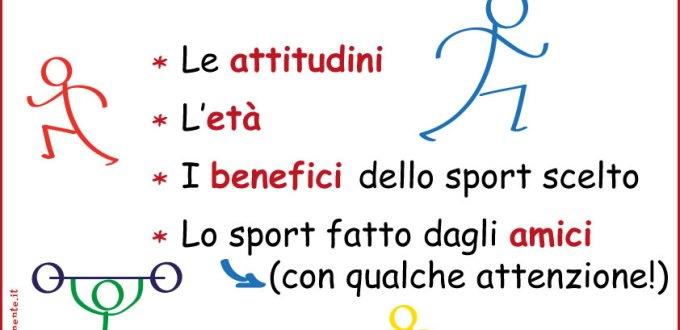 Come scegliere lo sport giusto per i bambini | Genitorialmente