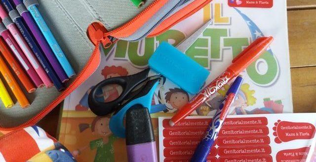 Cosa comprare per le elementari e non perderlo | Genitorialmente