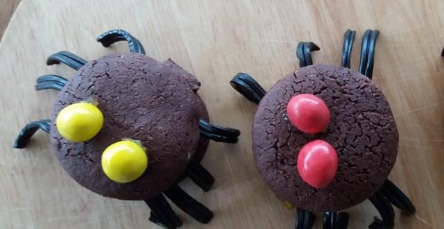 Biscotti di Halloween facili da fare al cioccolato   Genitorialmente