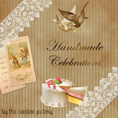 Handmade Celebrations by Genitorialmente & The Creative Factory