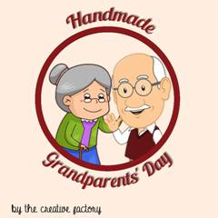 HANDMADE GRANDPARENTS' DAY by Genitorialmente & The Creative Factory
