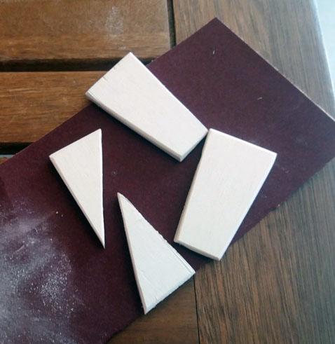 Come fare orecchini di legno DIY: semplici e colorati | Genitorialmente