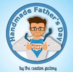 Handmade Father's Day by Genitorialmente & The Creative Factory