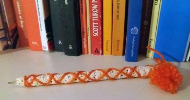 Come decorare una penna - idea regalo festa dei nonni | Genitorialmente