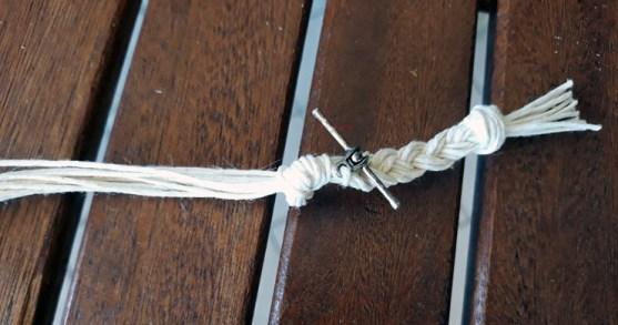 Come fare la chiusura della Collana di corda | Genitorialmente