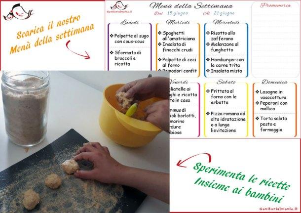 Cosa cucinare con i bambini: ricette e menù da fare insieme | Genitorialmente