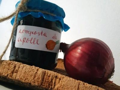 Ricetta composta di cipolle rosse e aceto balsamico | Genitorialmente