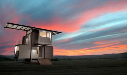 Una Casa Prefabbricata e Sostenibile Concetto caratteristiche esempi tendenze e futuro di un