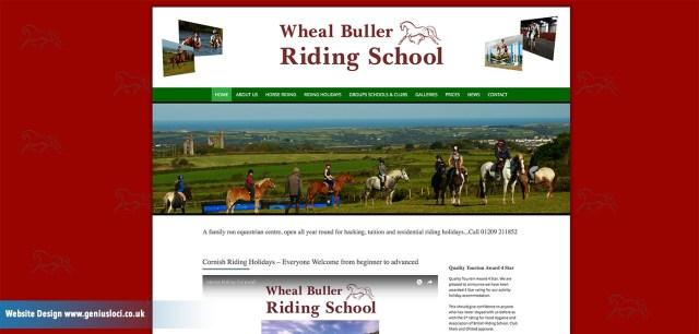 website design cornwall Phil Aston Genius Loci