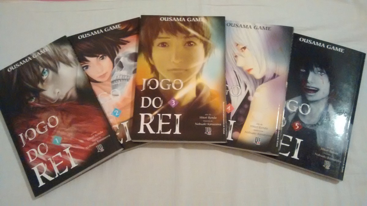 Review: Jogo do Rei (Ousama Game)