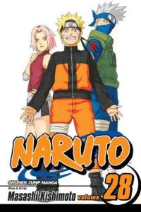 NarutoCoverTankobon28