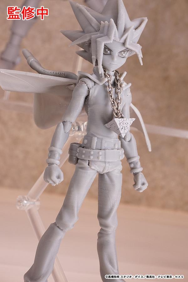 figma Yami Yugi (Max Factory)