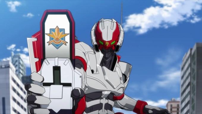 Animes Active Raid Kidou Kyoushuushitsu Dai-Hakkei - 01