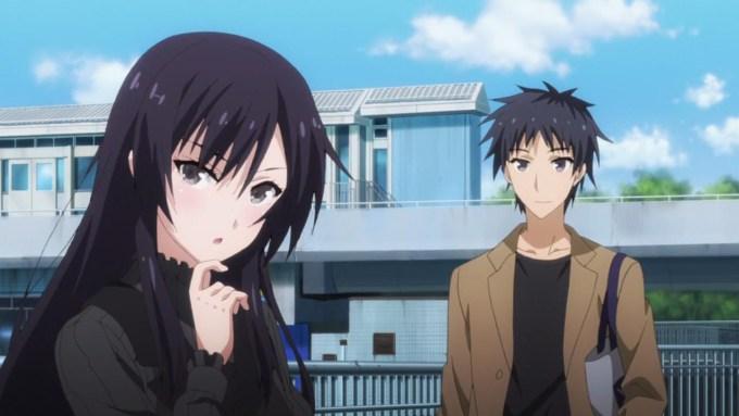 Animes Shoujo-tachi wa Kouya wo Mezasu - 01