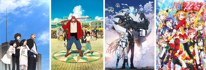 tokyo anime awards festival 2016 movies