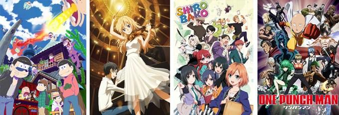 tokyo anime awards festival 2016 series