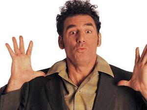 Kramer: o alívio cômico que todo mundo ama!