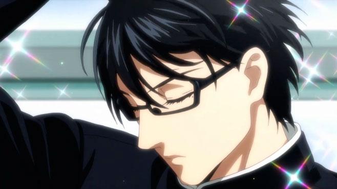 """Sakamoto é o """"kakko ii"""" encarnado."""